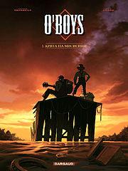 O'Boys 01 - Krvta na Misisipi.cbr