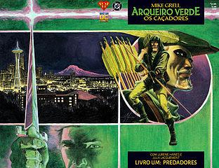 Arqueiro Verde - Os Caçadores #01 (1987) (Bau-Rapadura).cbr