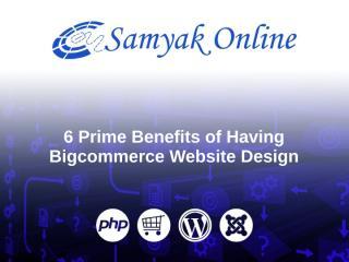 6 Prime Benefits of Having Bigcommerce Website Design.pptx