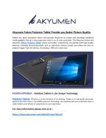 Akyumen_Falcon_Projector_Tablet_Provide_you_Batter_Picture_Quality.PDF