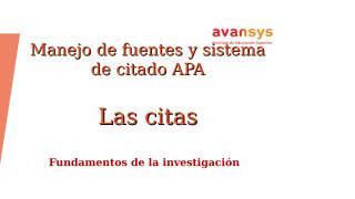 APAcitas.ppt