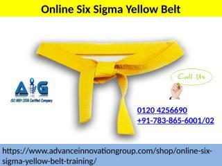 Online Six Sigma Yellow Belt.pptx