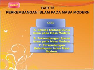 13. Perkembangan Islam Pada Masa Modern.ppt