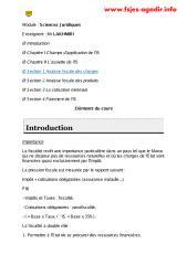 cours de fiscalité + exercices corriges_1.pdf