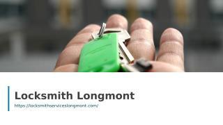 Locksmith Longmont (1).ppt