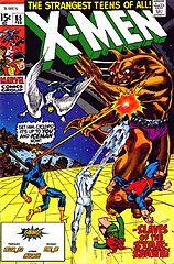 The Uncanny X-Men #065 (Fev. 1970) - Antes Que Eu Fosse Ser Escravo...!.cbr