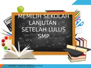 Sekolah Lanjutan 2.pptx