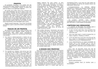 O Que é um Profeta - Panfleto Aberto.doc