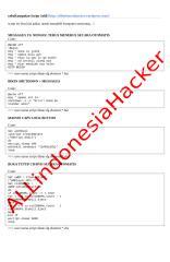 kumpulan script jahil by ALLindonesiaHacker.doc