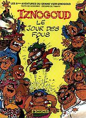Iznogoud - 08 - Le Jour des Fous.cbr