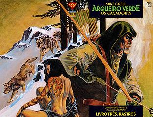 Arqueiro Verde - Os Caçadores #03 (1987) (Bau-Rapadura).cbr